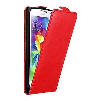 Hülle für Samsung Galaxy S5 MINI / S5 MINI DUOS Klappbare Handyhülle - Cover - mit Magnetverschluss