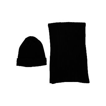 Urban Classics Men's Hat and Scarf Set Beanie Scarf