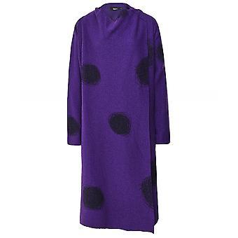 Ralston Kera Wrap Front Wool Coat