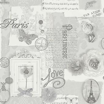 Felicity Parijs behang Arthouse