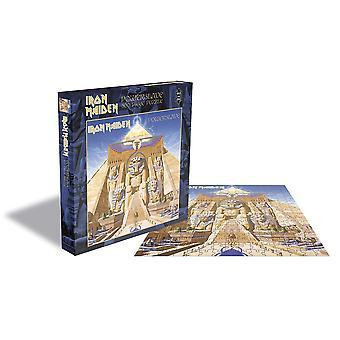 Rocksaws - iron maiden powerslave- 500 piece jigsaw puzzle