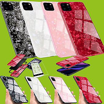 For Many Smartphone Models Effect Design Glass Case Case Case Cover Cases