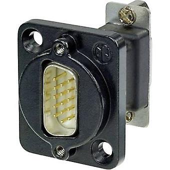 Neutrik NADB15MF-B D-SUB Adapter D-SUB Stecker 15-polig - D-SUB Buchse 15-polig 1 pc(s)