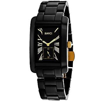Roberto Bianci Men's Milana Black Dial Uhr - RB58770