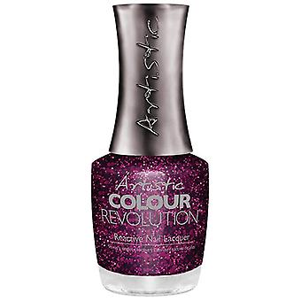 Artistic Colour Revolution Bohemian Rhapsody 2018 Nail Polish Collection - Dressed In Glam (2100193) 15ml