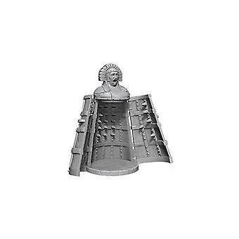 WizKids Syväleikkaukset maalaamaton miniatyyrejä Iron maiden (pakkaus 6)