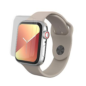 ZAGG InvisibleShield Ultra Clear auf Apple Watch 5/4 40mm