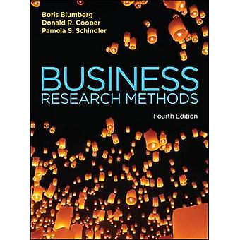 Business Research Methods by Boris Blumberg