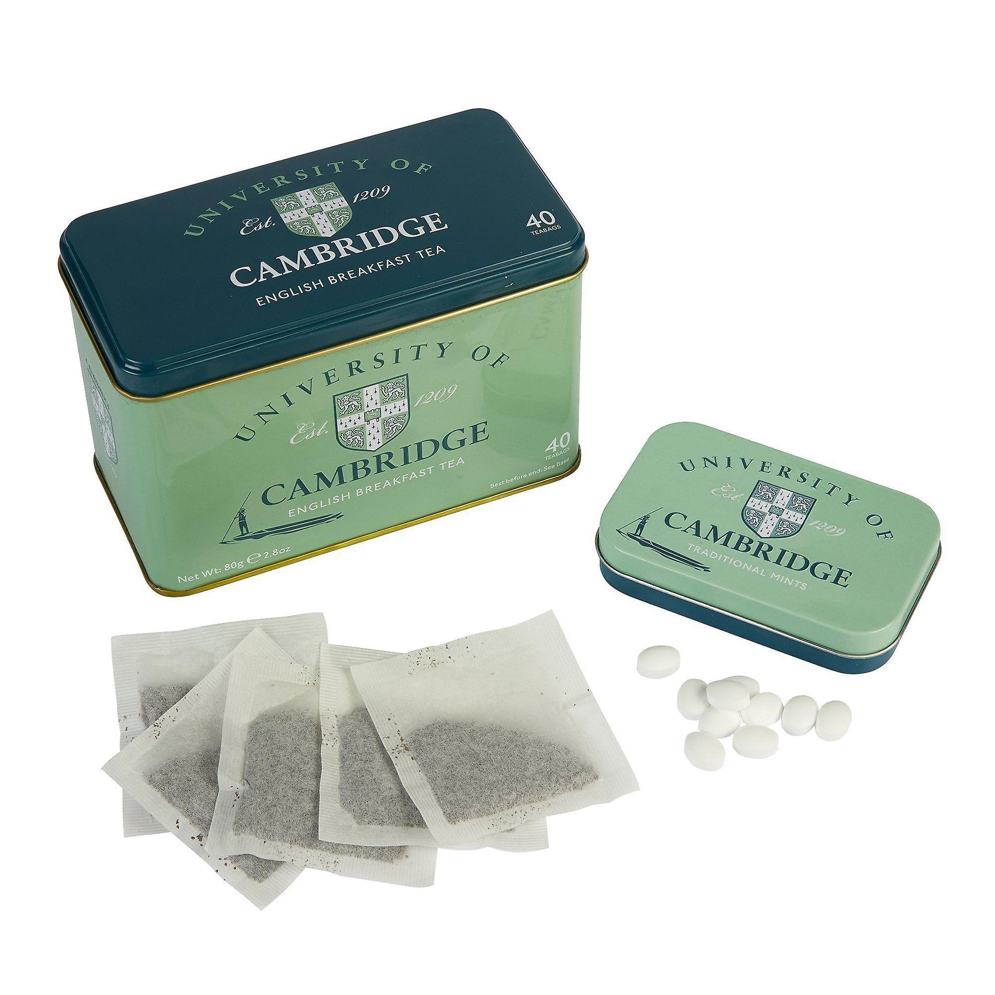 Cambridge university tea gift set