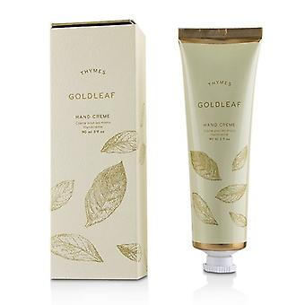 Thymes Goldleaf Hand Cream 90ml/3oz