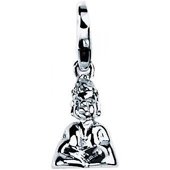 Pierre Lannier JC99A028 - Charm silver Buddha charm