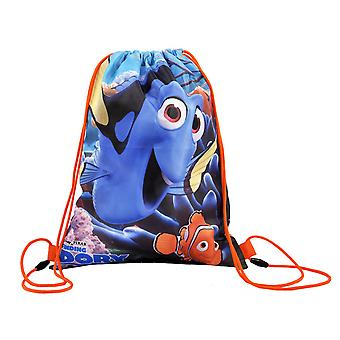 Finding Dory Childrens/Kids Official Drawstring Gym Bag