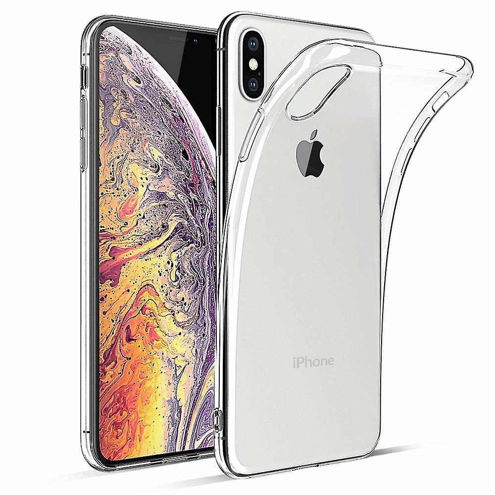iCoverCase   iPhone XS Max   Transparent Skal