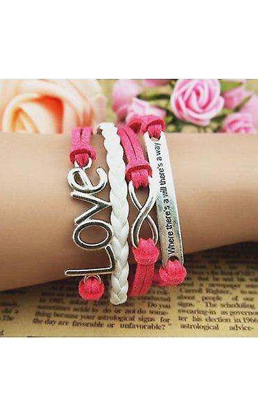 Stack LOVE Bracelets
