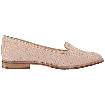 MARC JOSEPH NEW YORK Womens Leather Made in Brazil Columbus Circle Flat Ballet