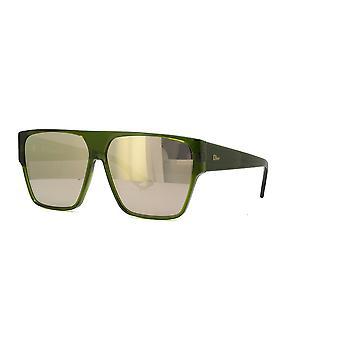 Dior Hit 1ED/SQ Grün/Gold Multilayer Sonnenbrille