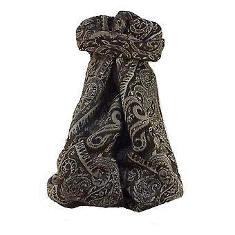 Mens Muffler Scarf 5349 Fine Pashmina Wool by Pashmina & Silk