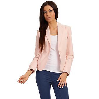 Pink moe blazers