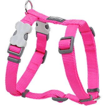 Red Dingo Harness Flat Fuchsia (Dogs , Collars, Leads and Harnesses , Harnesses)