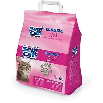 SepiCat Sepicat Classic 2 в 1 (кошек, стрижка & благополучия, Cat Помет)