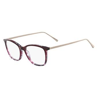 Longchamp LO2606 514 Marble Rouge Glasses