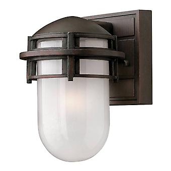 Reef Mini 1lt Lantern Victorian Bronze