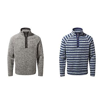 Craghoppers Hommes Fernando Half Zip Fleece