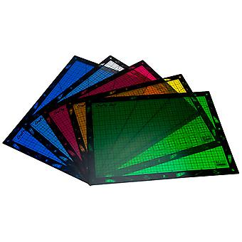 RVFM Large Craft Messy Mats 360 x 500mm - Pack of 5