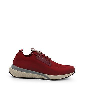 U.S. פולו Assn. גברים מקוריים כל השנה סניקרס-צבע אדום 36568