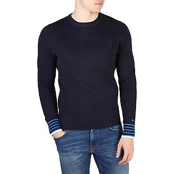 Tommy Hilfiger Original Men All Year Sweater - Blue Color 41960