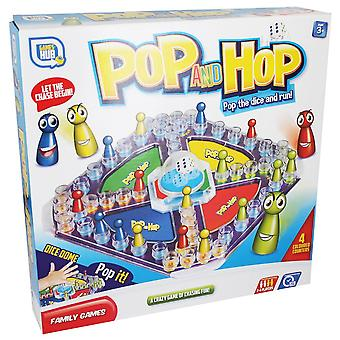Games Hub Pop and Hop Game