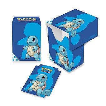 Ultra Pro - Deck Box - Pokemon Squirtle Kort Spel