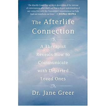 The Afterlife Connection A Therapist Reveals How to Communicate with Departed Loved Ones by Greer & Jane