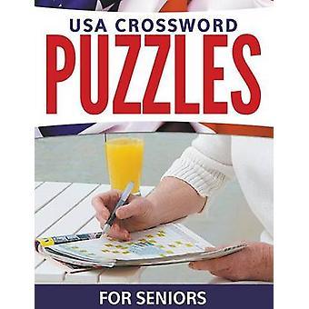 USA Crossword Puzzles For Seniors by Publishing LLC & Speedy