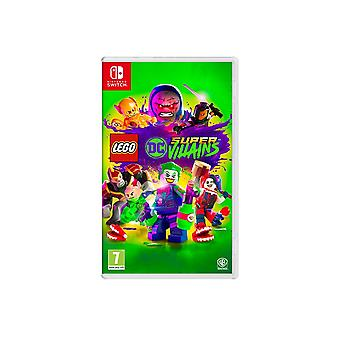 LEGO Games LEGO DC Super Villains Switch