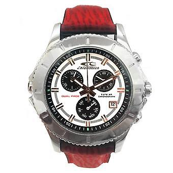 Reloj para hombre Chronotech CT7636M-04 Reversible (47 mm) (ø 47 mm)