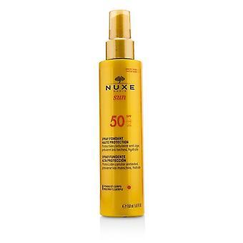 Nuxe Sun Melting Spray High Protection Spf 50 - 150ml/5oz