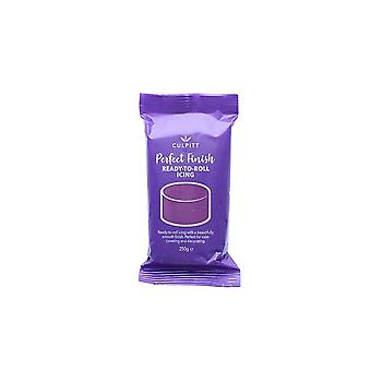 Culpitt Perfect Finish Ready To Roll Icing - Purple 250g - Single