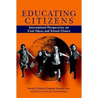 Educating Citizens - International Perspectives on Civic Values and Sc