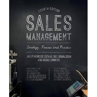 Sales Management - Strategy - Process and Practice (4th Revised editio