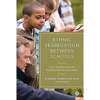 Ethnic Segregation Between Schools - Is It Increasing or Decreasing in