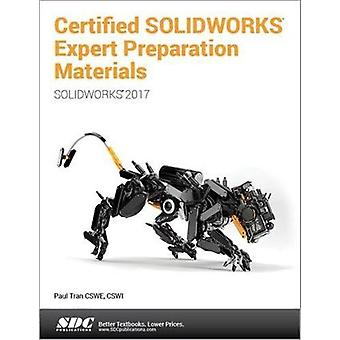 Certified Solidworks Expert Preparation Materials (Solidworks 2017) b