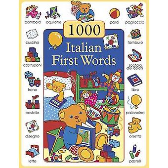 1000 First Words in Italian by Don Campaniello - Susie Lacome - 97818