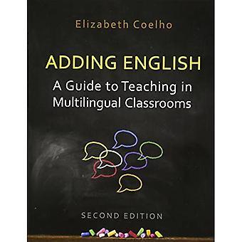 Adicionando inglês: Um guia para o ensino em salas de aula multilingues