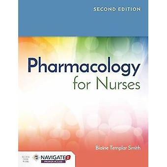 Pharmacology For Nurses by Blaine T. Smith - 9781284141986 Book