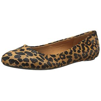 Dr. Scholl's Womens Really Closed Toe Ballet Flats
