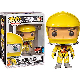 2001 Space Odyssey Dr Frank Poole NYCC 2019 US Excl Pop!