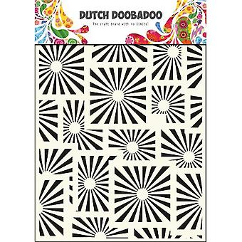 Hollandais Doobadoo Sunshine A5 pochoir masque 470.715.012