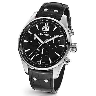 TW Steel ACE301 ancient Aternus Swiss Made chronograph mens watch 45 mm