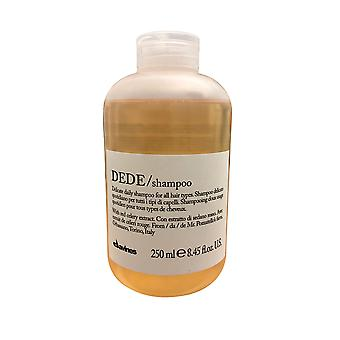 Davines Dede Delicate Daily Shampoo All Hair Types 8.45 OZ